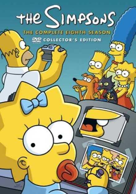 مسلسل The Simpsons الموسم الثامن