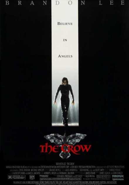 فيلم The Crow 1994 مترجم