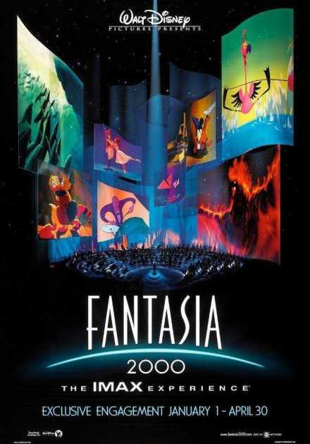 فيلم Fantasia 2000 1999 مترجم