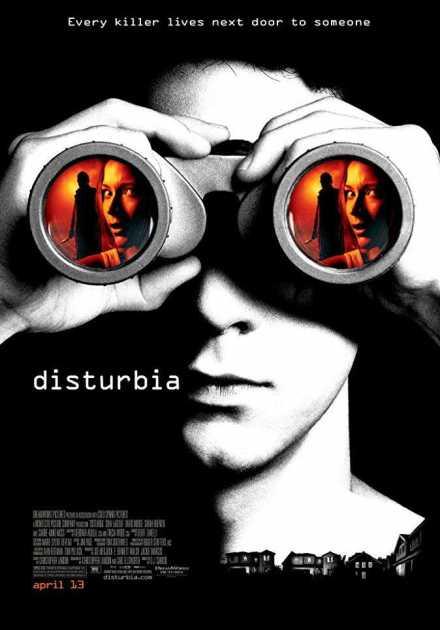 فيلم Disturbia 2007 مترجم