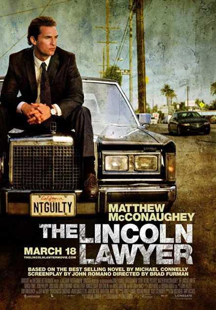 فيلم The Lincoln Lawyer 2011 مترجم