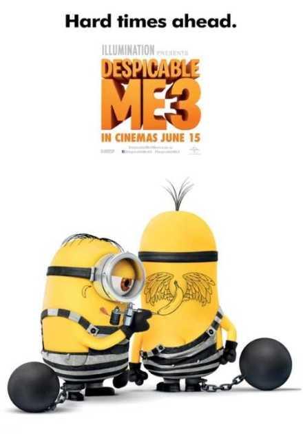 فيلم Despicable Me 3 2017 مترجم