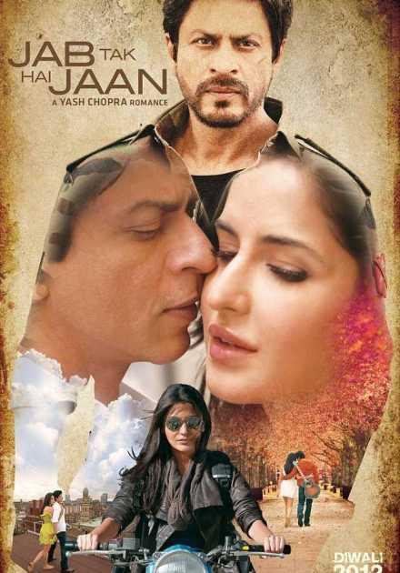 فيلم Jab Tak Hai Jaan 2012 مترجم