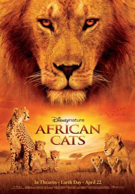 فيلم African Cats 2011 مترجم