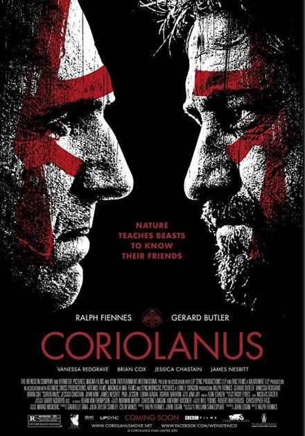 فيلم Coriolanus 2011 مترجم
