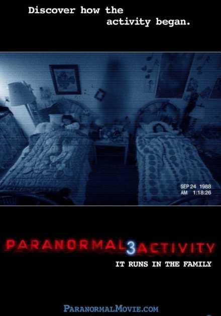 فيلم Paranormal Activity 3 2011 مترجم