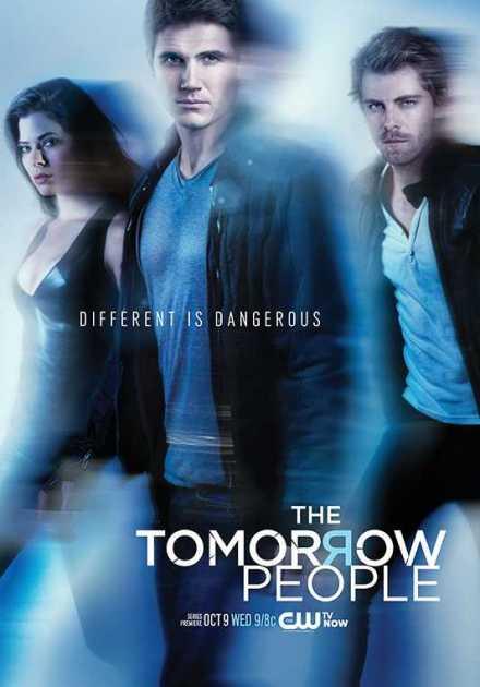 مسلسل The Tomorrow People