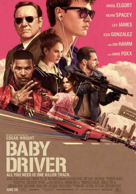 فيلم Baby Driver 2017 مترجم