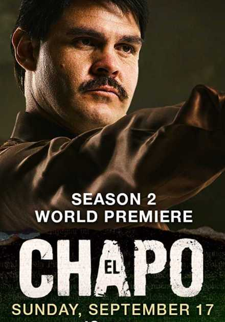 مسلسل El Chapo