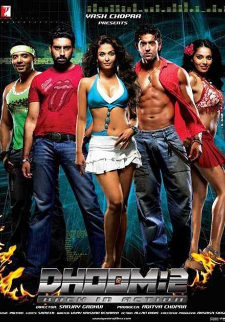 فيلم Dhoom 2 2006 مترجم