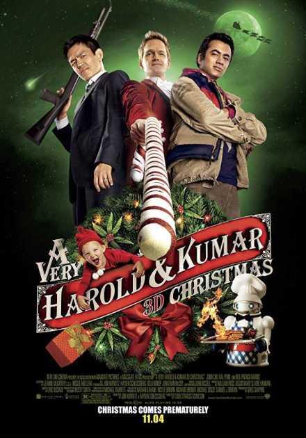 فيلم A Very Harold & Kumar 3D Christmas 2011 مترجم