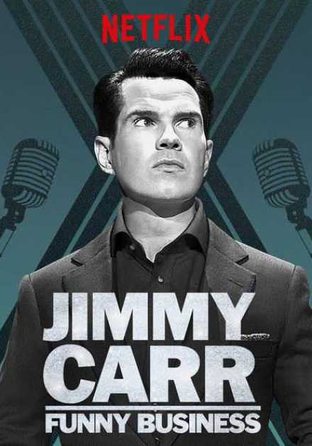 عرض Jimmy Carr Funny Business 2016 مترجم