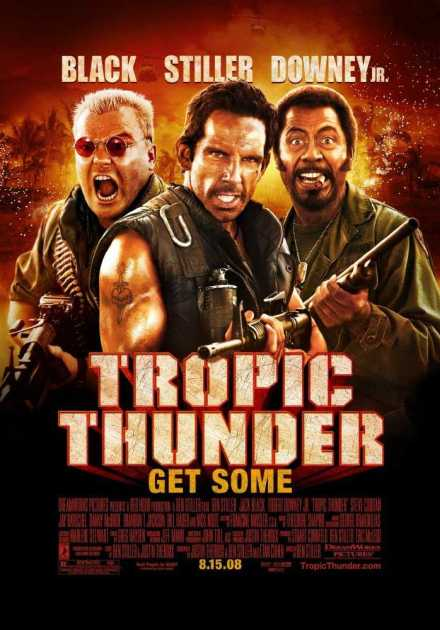 فيلم Tropic Thunder 2008 مترجم