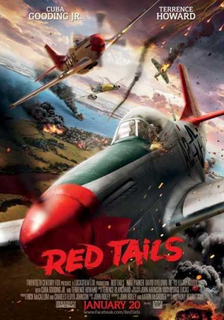 فيلم Red Tails 2012 مترجم