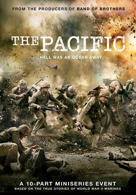 مسلسل The Pacific الموسم الأول