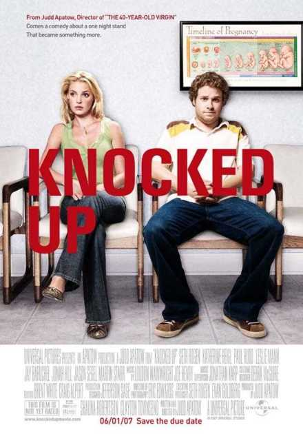 فيلم Knocked Up 2007 مترجم