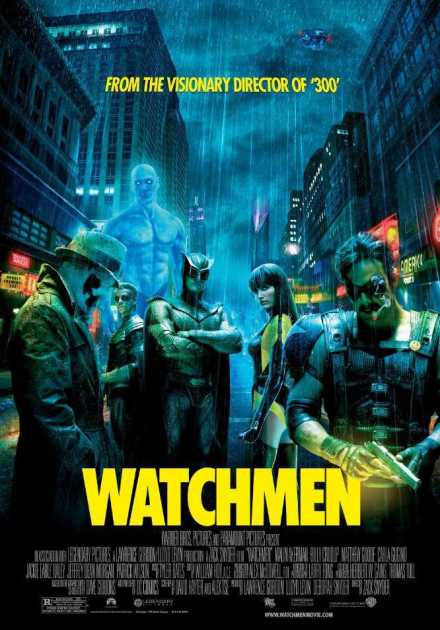 فيلم Watchmen 2009 مترجم