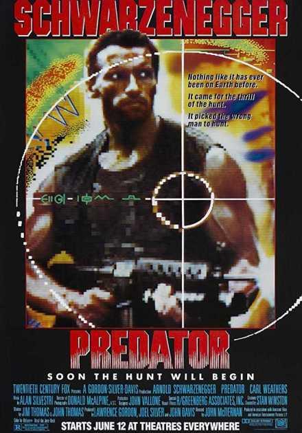 فيلم Predator 1987 مترجم