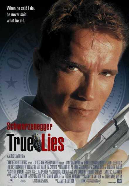 فيلم True Lies 1994 مترجم