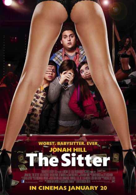 فيلم The Sitter 2011 مترجم
