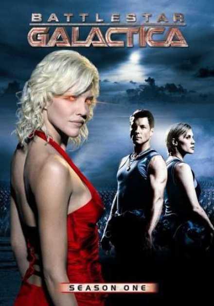 مسلسل Battlestar Galactica الموسم الأول