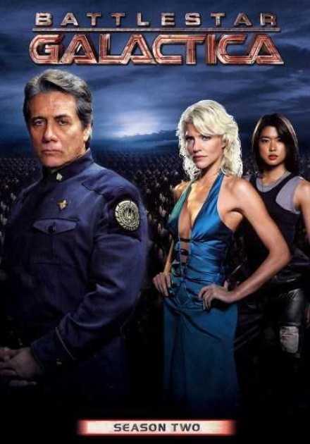 مسلسل Battlestar Galactica الموسم الثاني