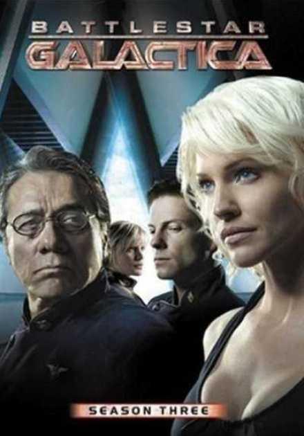 مسلسل Battlestar Galactica الموسم الثالث