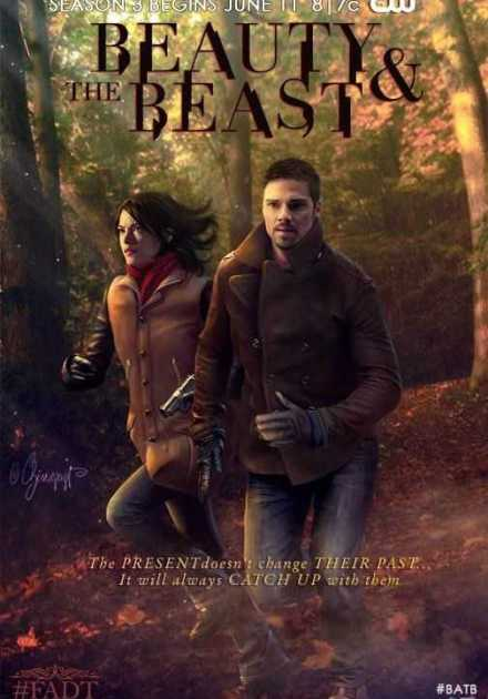 مسلسل Beauty and the Beast الموسم الثالث
