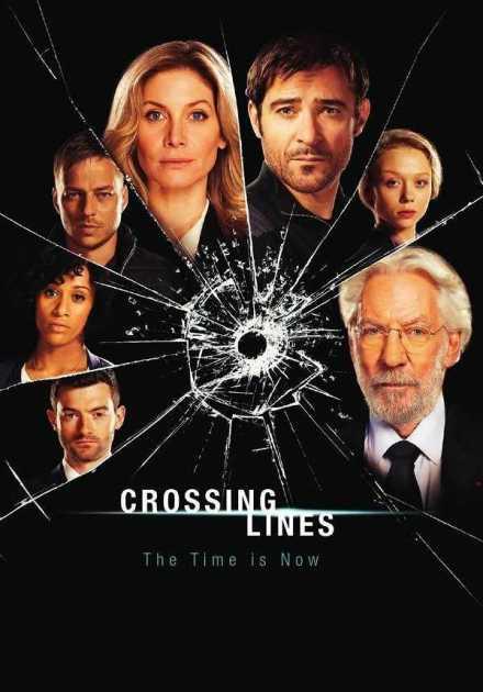 مسلسل Crossing Lines