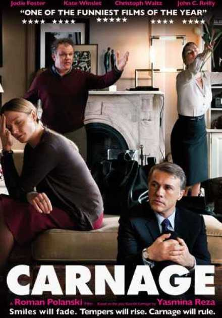 فيلم Carnage 2011 مترجم