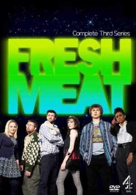 مسلسل Fresh Meat الموسم الثالث