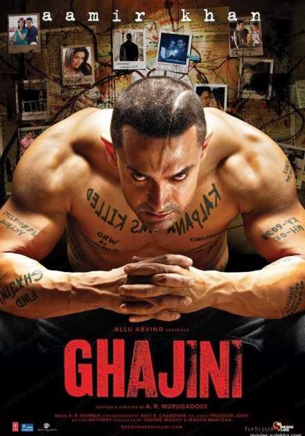 فيلم Ghajini 2008 مترجم