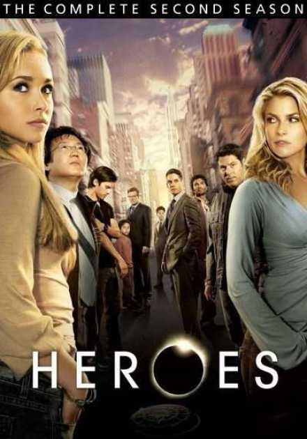 مسلسل Heroes