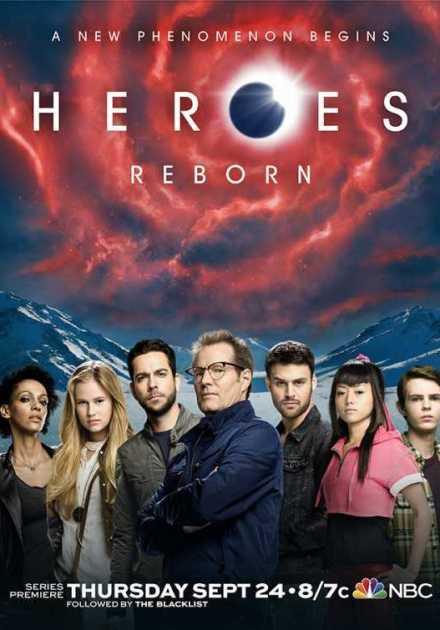 مسلسل Heroes Reborn