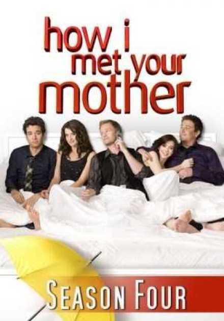 مسلسل How I met Your Mother الموسم الرابع