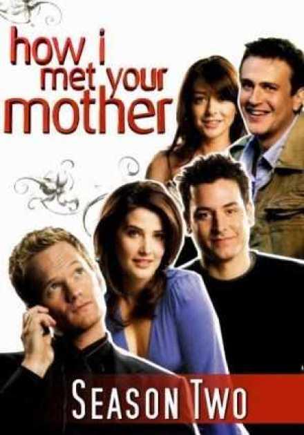 مسلسل How I met Your Mother الموسم الثاني
