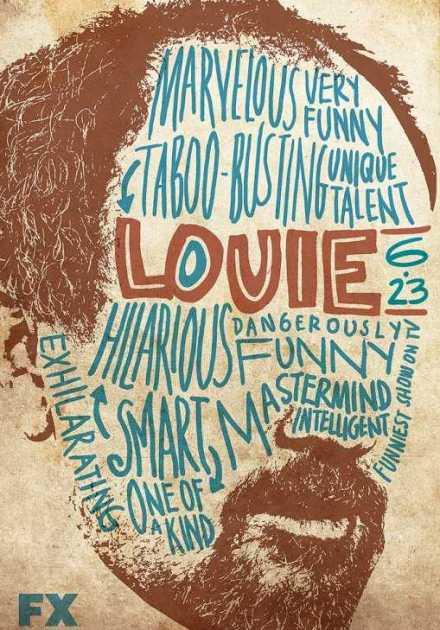 مسلسل Louie