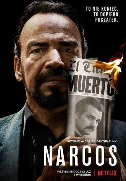 مسلسل Narcos الموسم الثالث