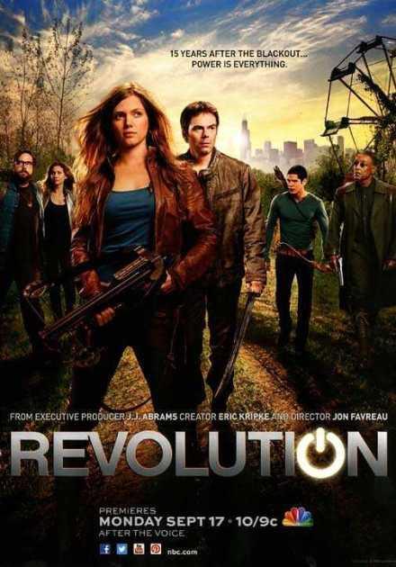 مسلسل Revolution