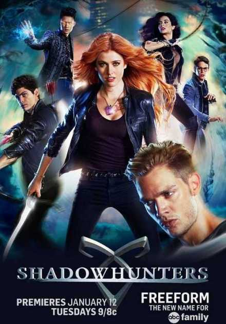 مسلسل Shadowhunters: The Mortal Instruments