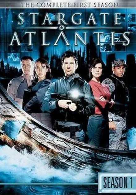 مسلسل Stargate: Atlantis الموسم الأول
