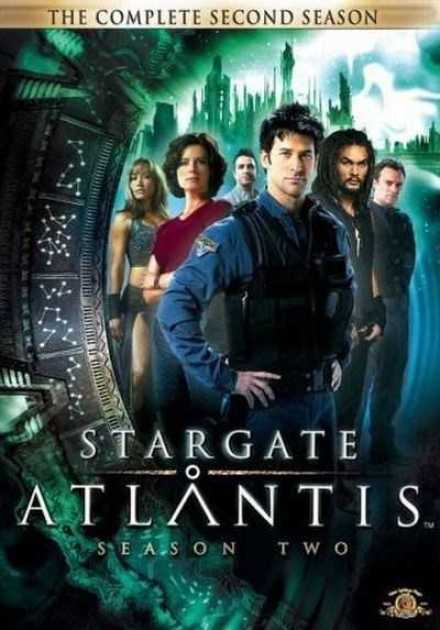 مسلسل Stargate: Atlantis الموسم الثاني