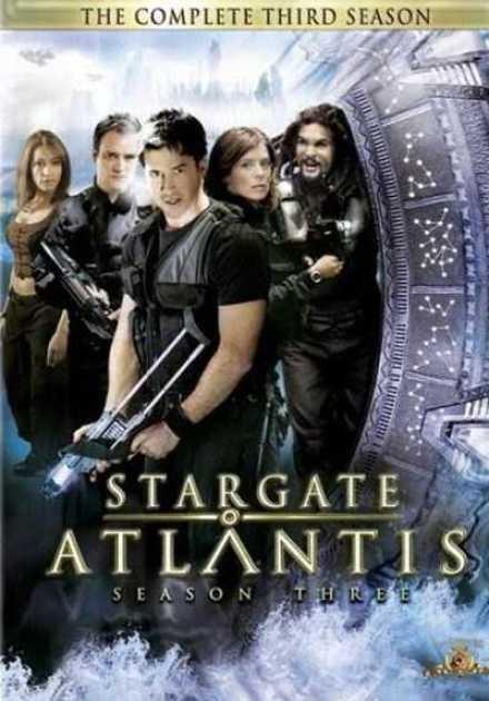 مسلسل Stargate: Atlantis الموسم الثالث
