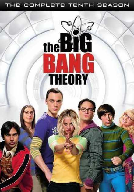 مسلسل The Big Bang Theory الموسم العاشر