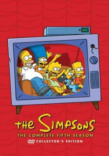 مسلسل The Simpsons الموسم الخامس