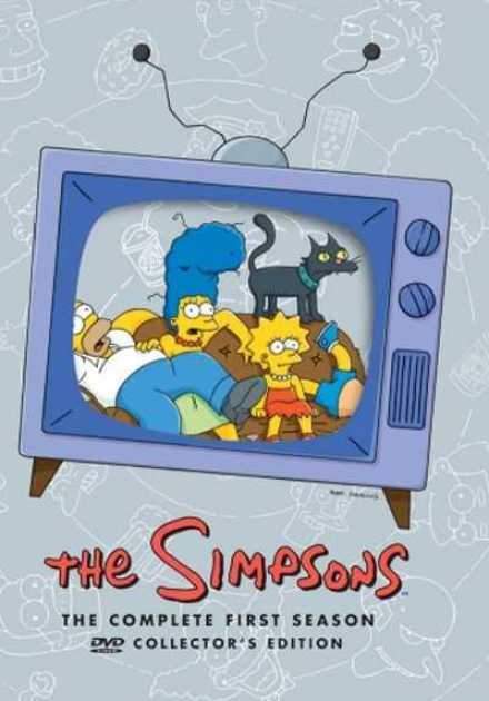 مسلسل The Simpsons الموسم الاول