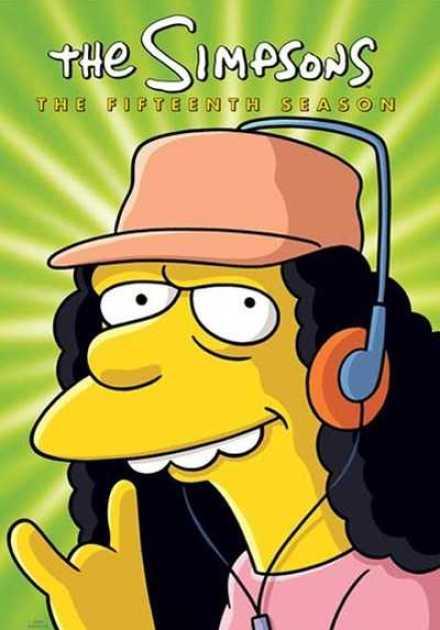 مسلسل The Simpsons الموسم الخامس عشر