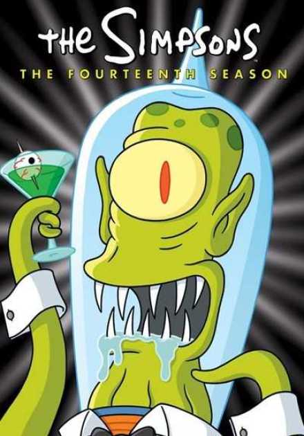 مسلسل The Simpsons الموسم الرابع عشر
