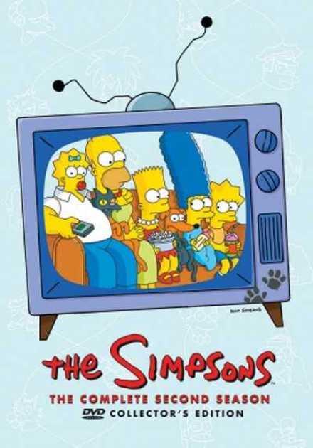 مسلسل The Simpsons الموسم الثاني