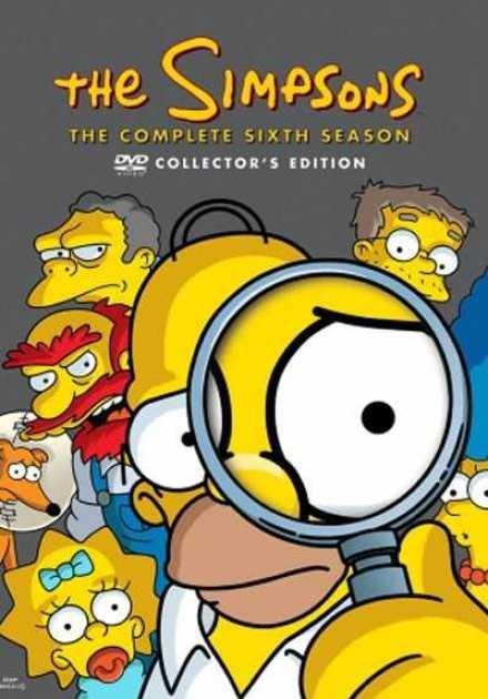 مسلسل The Simpsons الموسم السادس